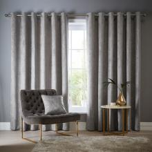 Studio G Navarra Silver Curtains