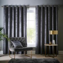 Studio G Navarra Slate Curtains