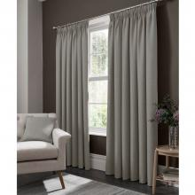 Studio G Elba Feather Pencil Pleated Curtains