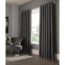 Studio G Elba Steel Eyelet Curtains