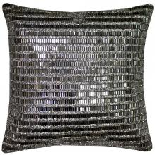 Kylie Minogue At Home Odessa Silver Cushion