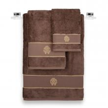 Roberto Cavalli New Gold Towels Brown 833