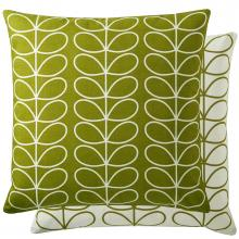 Orla Kiely Small Linear Stem Cushion Apple