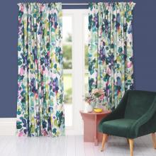 Bluebellgray Palette lined curtains