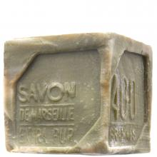 Compagnie De Provence Marseille Soap Cube 400g Olive