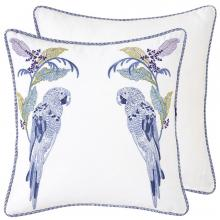 Yves Delorme Plumes Cushion Cover