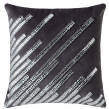 Rita Ora Home Strobe Slate Cushion
