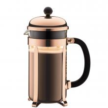 Bodum Chambord Coffee Maker Copper