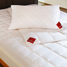 Brinkhaus The Morpheus Cotton 95ºC Mattress Pad CLEARANCE