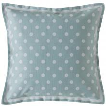 Cath Kidston Button Spot Cushion Mint