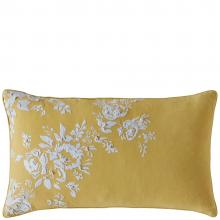 Cath Kidston Vintage Bunch Cushion Yellow