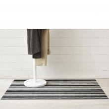 Chilewich Even Stripe Mineral Shag Mat