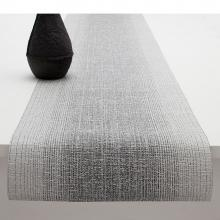 Chilewich Ombre Silver Runner