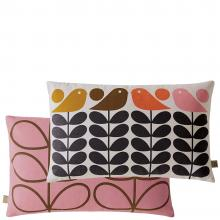Orla Kiely Early Bird Cushion Summer