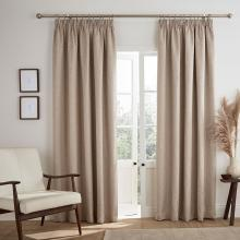Ashley Wilde Design Ardely Stone Blackout Curtains