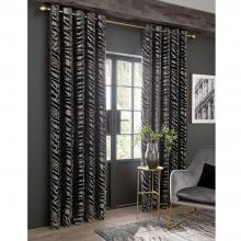 Ashley Wilde Design Jovan Grey Lined Curtains