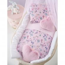 Blumarine Baby Mongolfiera (Hot Air Balloon) 4 Piece set for Baby Cradle