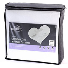 The Fine Bedding Company Complete Care Plus Waterproof & Anti Allergy