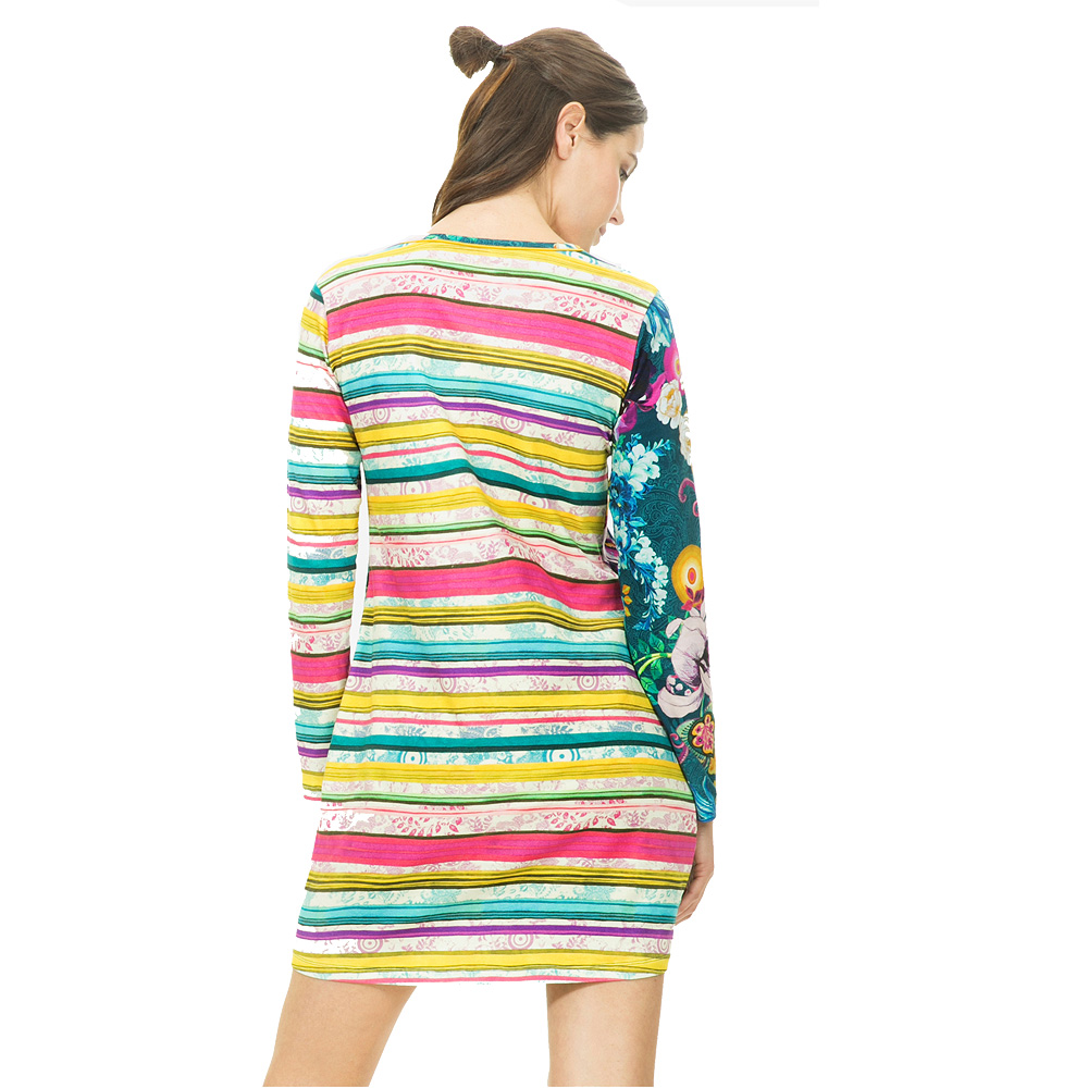 Desigual Paisley Bloom Nightdress in Nightdresses at Seymour\'s Home