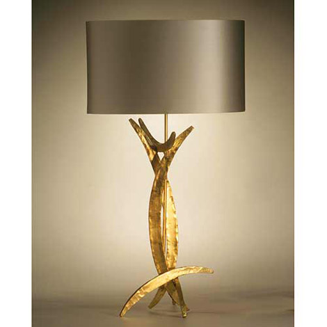 Porta romana bright gold forged miro table lamp slb44 in table porta romana bright gold forged miro table lamp slb44 mozeypictures Images