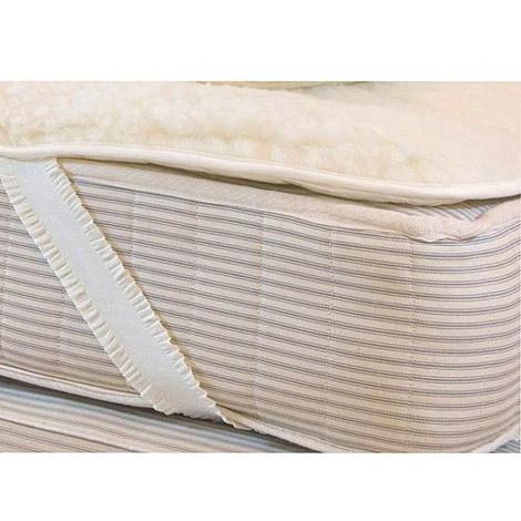 white cloud new zealand merino wool mattress topper