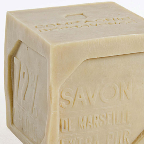 Compagnie De Provence Marseille Soap Cube 150g Olive
