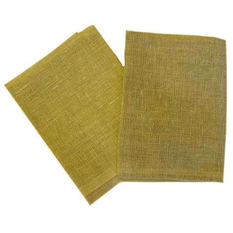 Walton & Co Traditional Linen Scrim Square