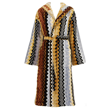 Missoni Home Giacomo 160 Hooded Robe