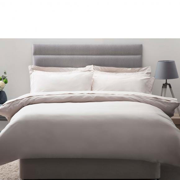 Belledorm 450tc pima cotton duvet covers in plain duvet for Pima cotton comforter