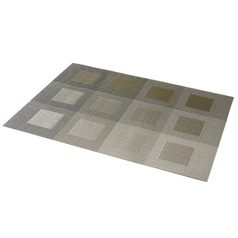 Chilewich Engineered Squares Steel