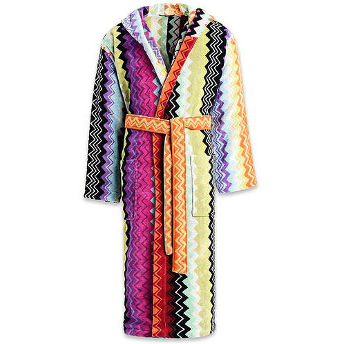 Missoni Home Giacomo T59 Hooded Robe