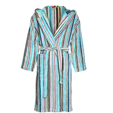 Missoni Home Jazz 170 Hooded Robe
