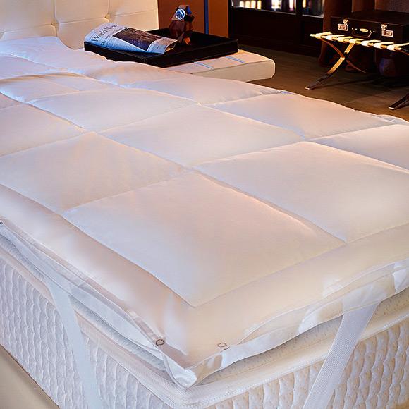 Brinkhaus Twin Topper De Luxe In Memory Foam Mattress