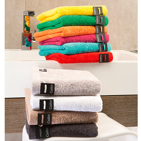 Cawo Lifestyle 7007 775 Silber In Towels At Seymour S Home