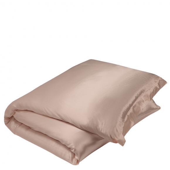 Gingerlily Plain Mulberry Silk Duvet Cover