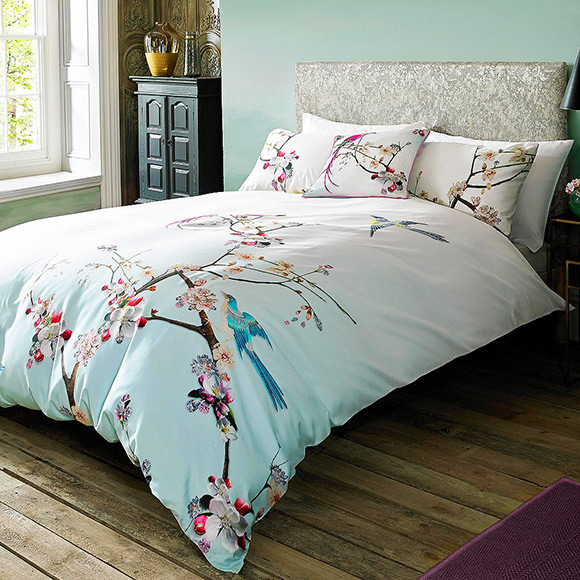 Ted Baker Flight Of The Orient In Fashion Duvet Covers At