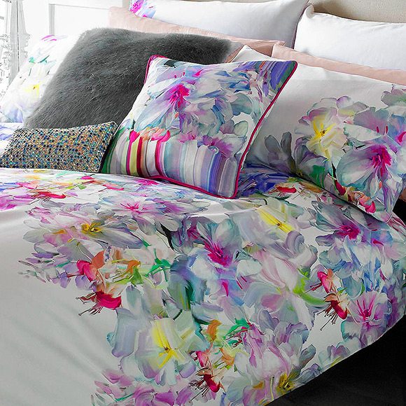 Ted Baker Hanging Gardens In Fashion Duvet Covers At