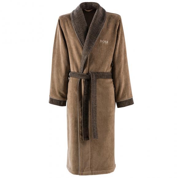 4b4b36ae7d Hugo Boss Lord Robe Havane in Luxury Robes at Seymour s Home