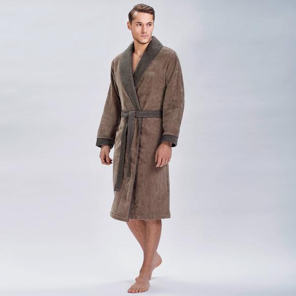 Hugo Boss Lord Robe Havane in Luxury Robes at Seymour\'s Home