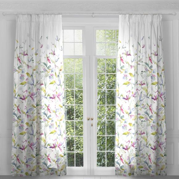 Voyage Jarvis Summer Curtain Panels Pair