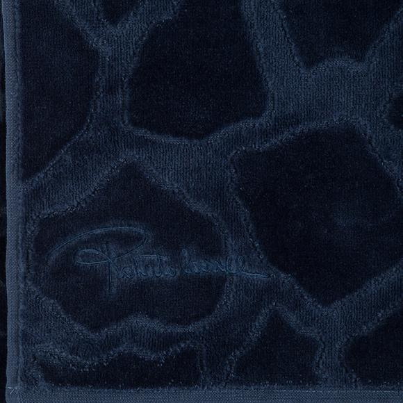 Roberto Cavalli Jeraph Blue Towels In Towels At Seymour S Home