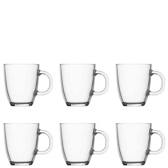 Bodum Glass Mugs Tesco