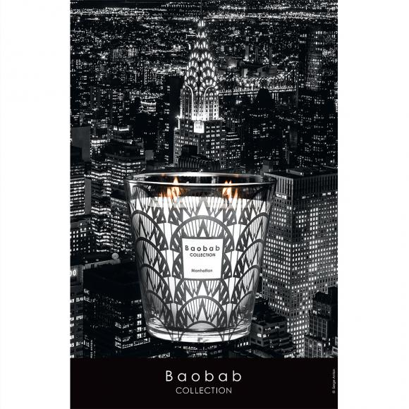 baobab collection manhattan in scented candles at seymour 39 s home. Black Bedroom Furniture Sets. Home Design Ideas
