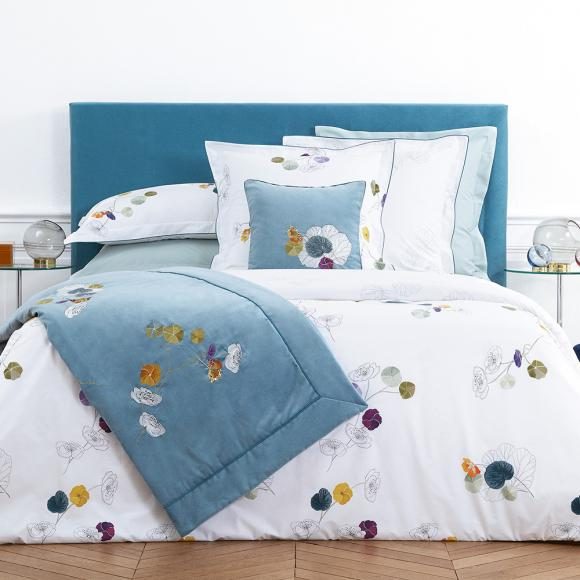Yves Delorme Pavot In Co Ordinated Duvet Covers At Seymour