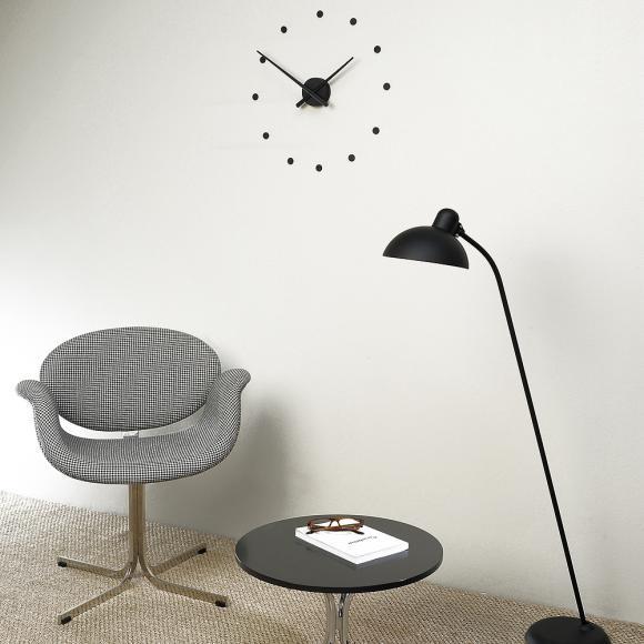Nomon OJ mini Silver in Wall Clocks at Seymours Home