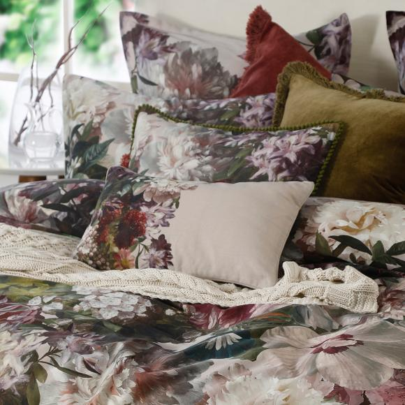 Mm Linen Fiorella In Fashion Duvet Covers At Seymour S Home